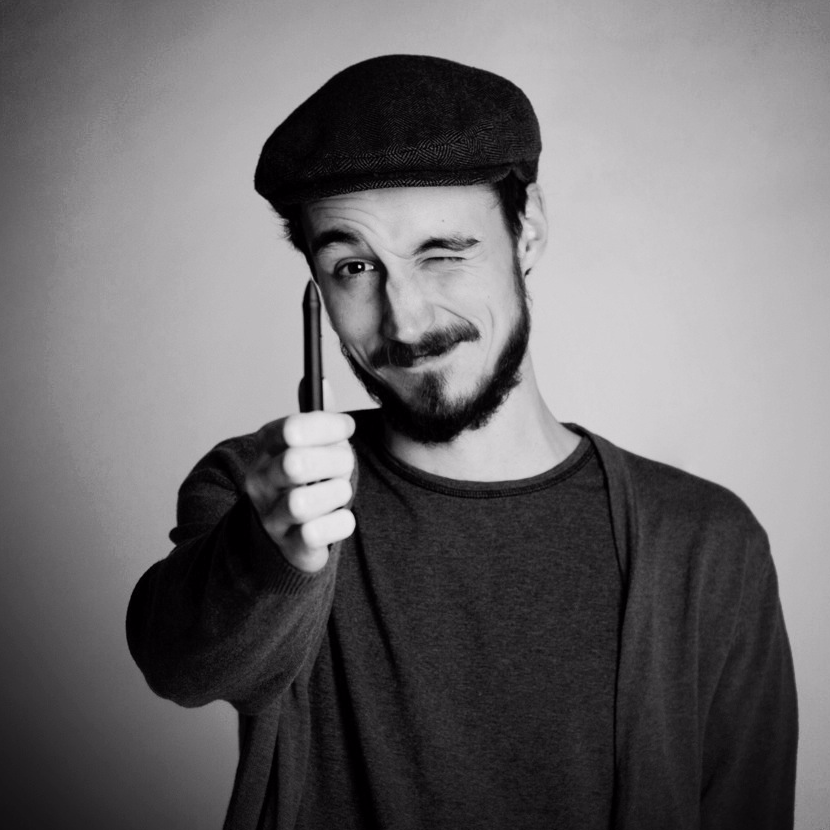 rumlena - Michal, ilustrator