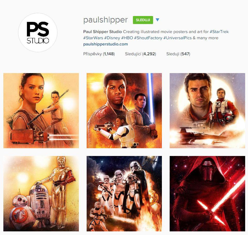 Paul Shipper, instagram