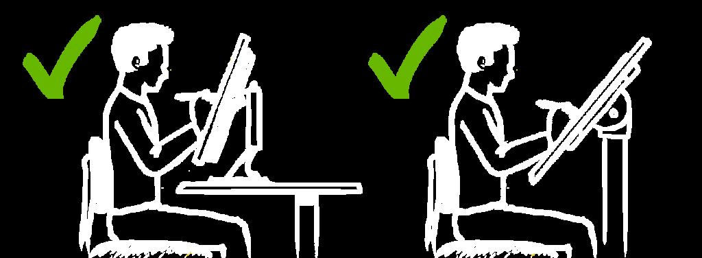 Zlepšete ergonomii pracovního prostoru a tím i svoje zdraví - 3