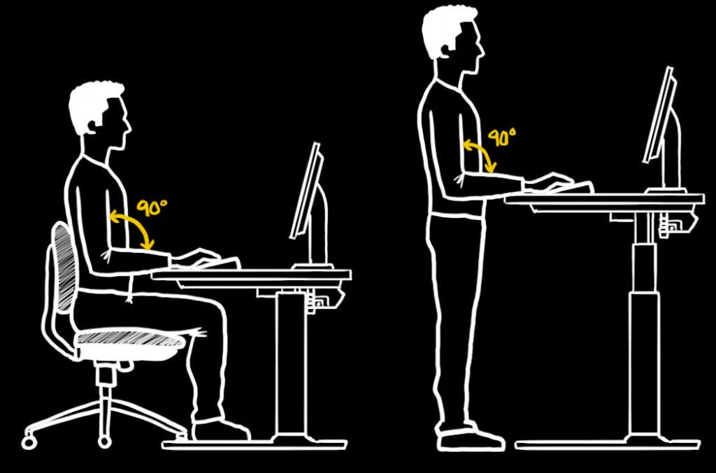 Zlepšete ergonomii pracovního prostoru a tím i svoje zdraví - 4