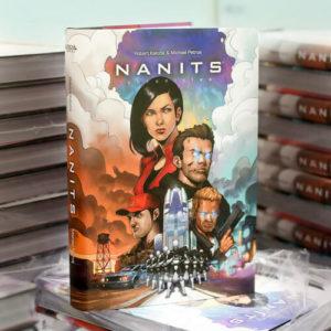 nanits-chronicles-komiksova-kniha-michael-petrus-robert-kalocai-scifi-epocha-cyberpunk